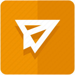 airplane, deliver, email, fly, paper, plane, send icon