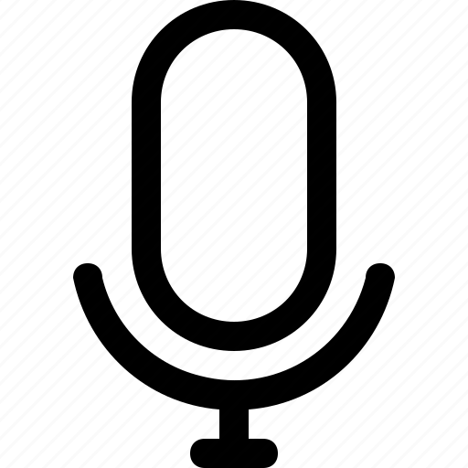audio, microphone, sound, speaker, voice icon