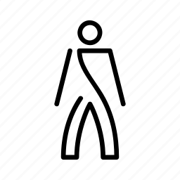 man, minimal icon