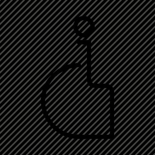 handicapped, minimal icon