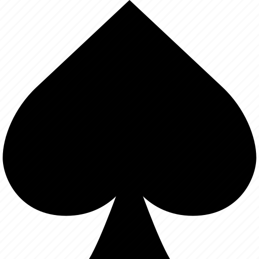 card, cards, poker, spades icon