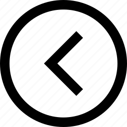 arrow, back, left, previous, return, shift icon