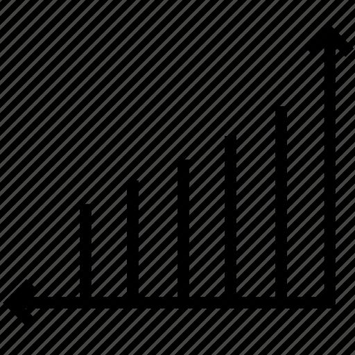graph, statistic, statistics icon