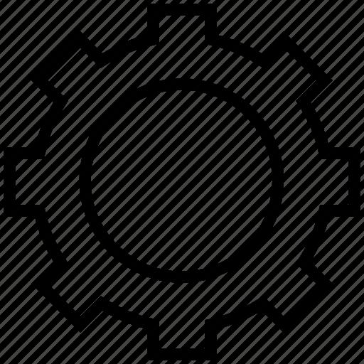 settings, tools icon