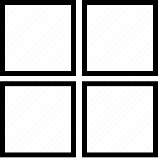 column, grid icon