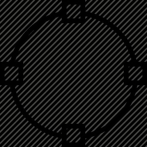 draw, graphic icon