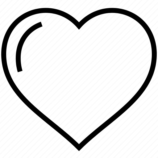 fav, hearth, like, love icon
