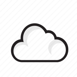 cloud, clout, computing, data, drive, server, storage icon
