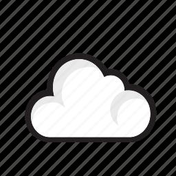 cloud, clout, computing, data, drive, server, storage icon