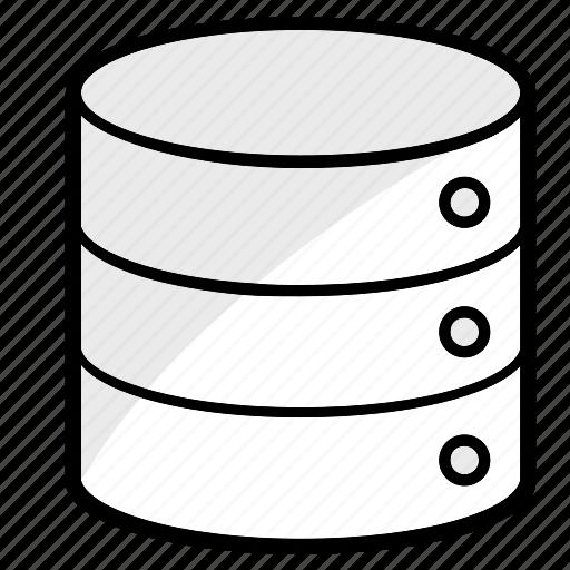 cloud, communication, data, database, driver, internet, storage icon