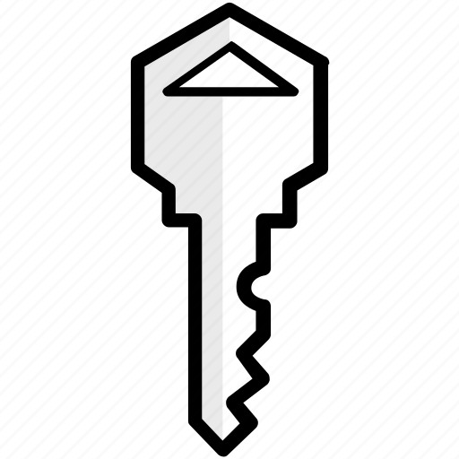 key, lock, locked, protect, protection, safety, security icon