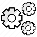 settings, cog, gear, options, setting, tool, tools