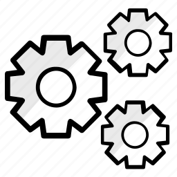 cog, gear, options, setting, settings, tool, tools icon