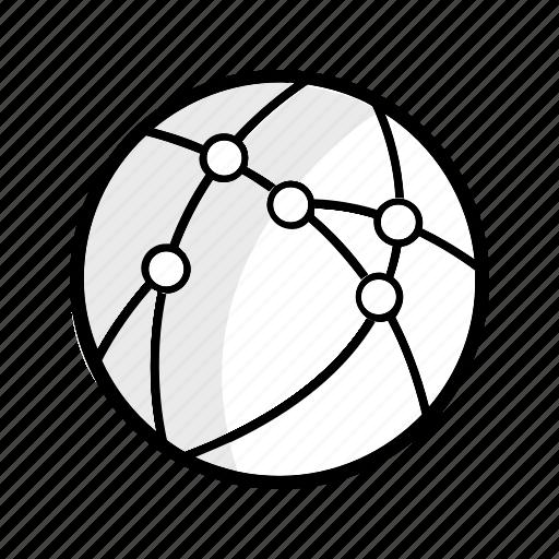 business, globe, internet, network, seo, web, world icon