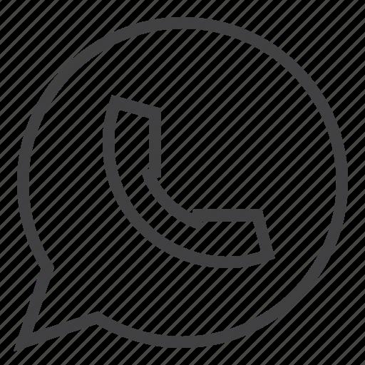chat, chatting, whatsapp icon