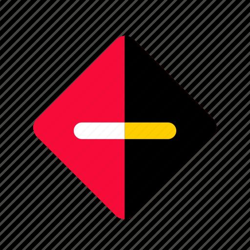 cross, grid, line, minus, negative, subtraction icon