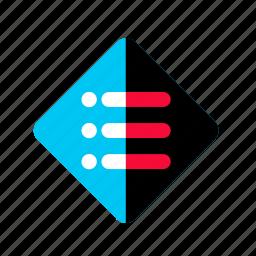 checklist, data, document, file, files, list, menu, task, text icon