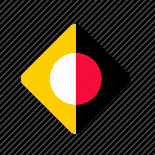 circle, devide icon