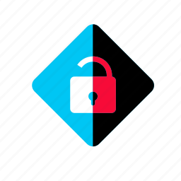key, open, pad unlock, padunlock, protect, safety, security, ui, unlock, unlocked, unlocking icon