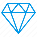 best, diamond, gemstone, jewel, luxury, premium, rating icon