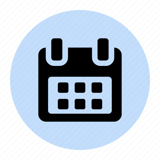 calendar, date, day, time, year icon
