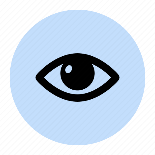 eye, show, visi, visible icon