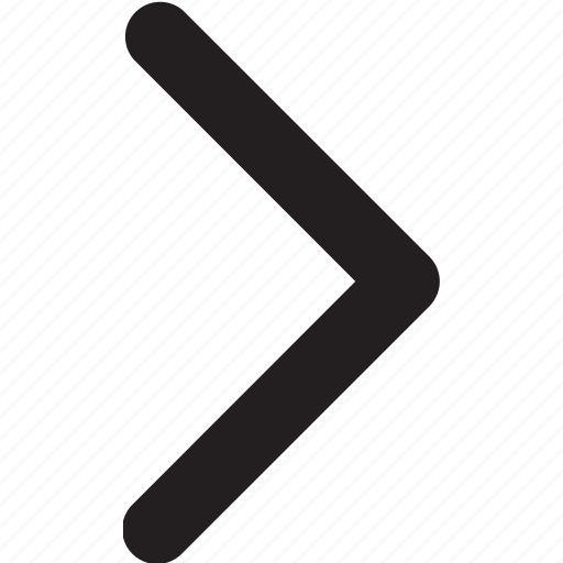 arrow, chevron, direction, navigation, right icon
