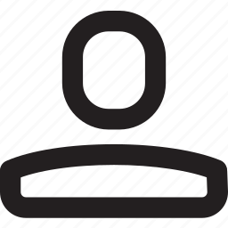 avatar, human, man, profile, user icon