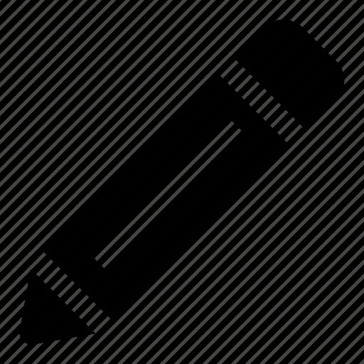 Basic, pencil, ui, edit, pen, write icon - Download on Iconfinder