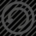 refresh, reset, restart icon