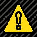 alert, danger, sign, warning