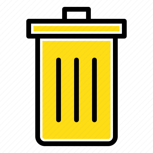 basket, been, delete, garbage, trash icon