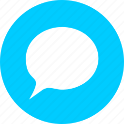 comment, speech bubble, talk icon