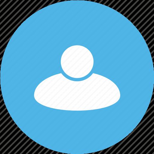 account, man, people, person, profile, user icon icon