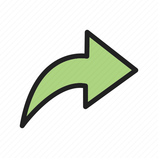 Basic, direction, right icon - Download on Iconfinder