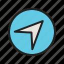 basic, map, navigation, ui icon