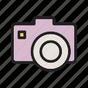 basic, camera, photography, ui icon