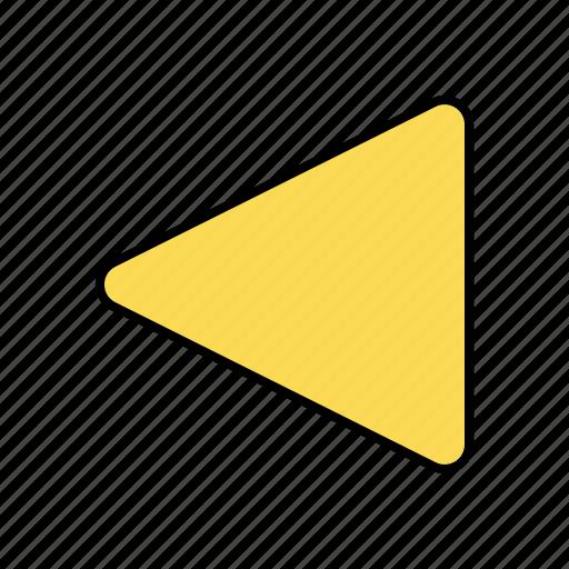 arrow, basic, left, move, ui icon