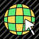 basic, browsing, ui, web icon