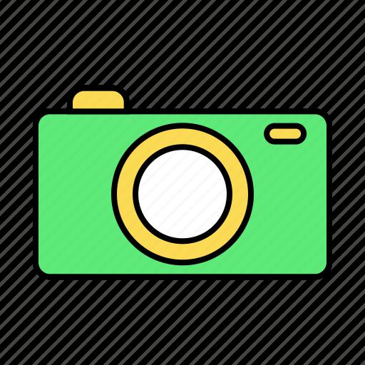 Basic, camera, media, photo, photography, ui icon - Download on Iconfinder