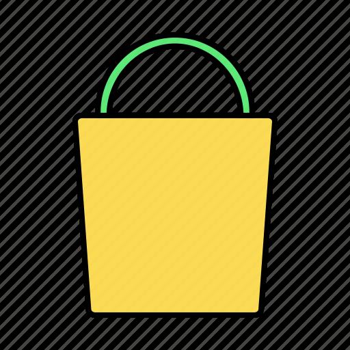 bag, basic, shop, shopping, ui icon