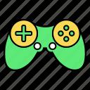 basic, console, game, gaming, joystick, ui icon