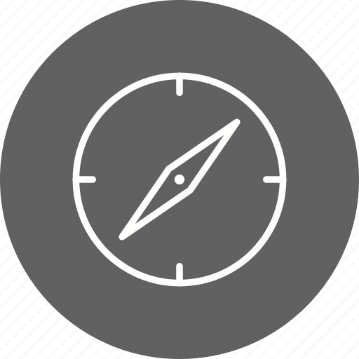 Compass, gps, direction icon - Download on Iconfinder