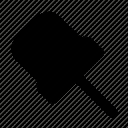 basic, essential, interface, pin, ui icon