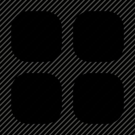 basic, essential, interface, thumbnail, ui, view icon