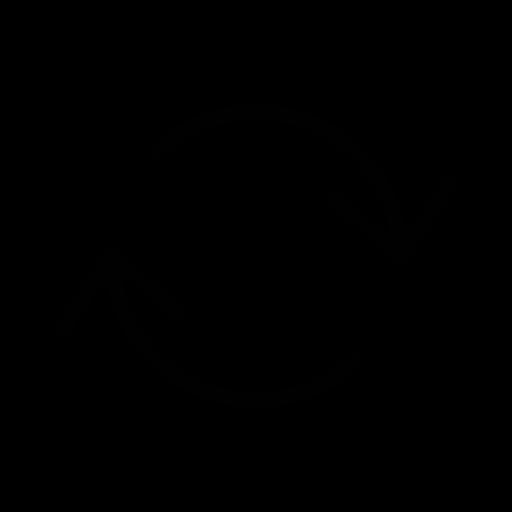 arrow, arrows, flip, refresh, reload icon