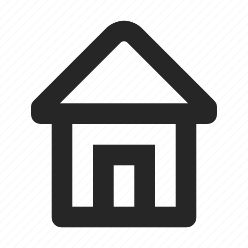 building, home, house, main, page, site, website icon