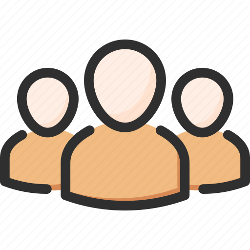 group, man, people, team icon