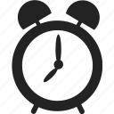 alarm, alarm clock, asset, clock icon