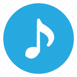 music, note, play, song icon